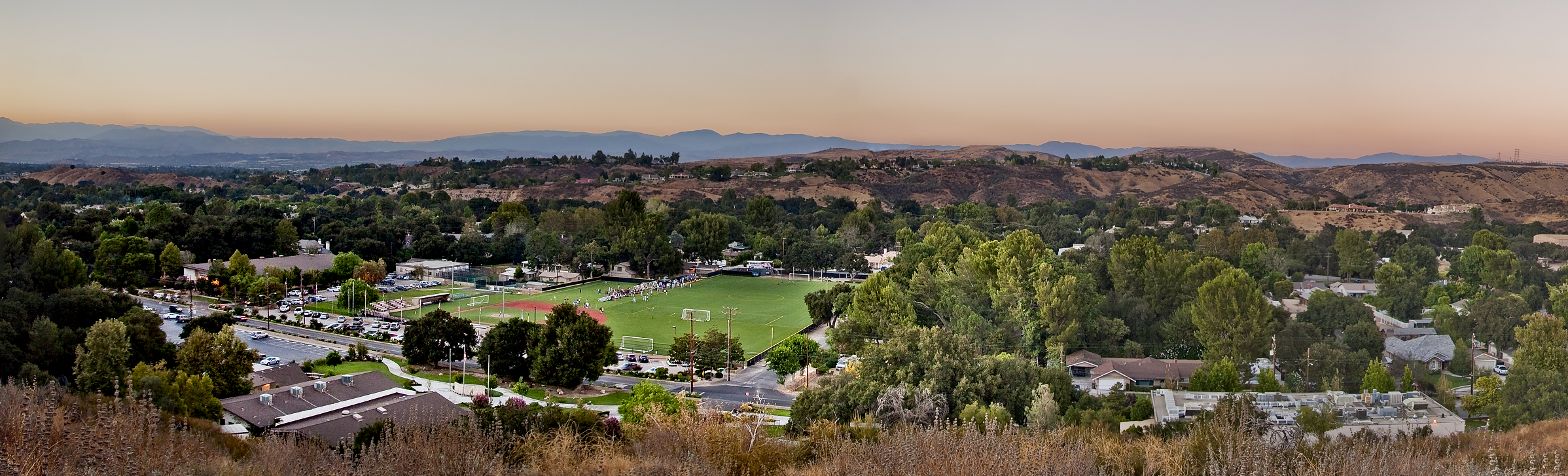 The Master's College and Seminary Photo - Nestled in a quiet and safe canyon in the city of Santa Clarita, The Master's College is a wonderful place to live and study. Because of our unique location, you're rarely more than an hour from all the fun of Southern California: beaches; mountains; theme parks; and of course, Hollywood!